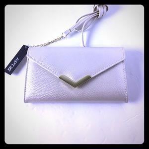 Apt 9 NWT Envelope Wallet on A String